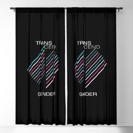 Transcend Gender Alternate Blackout Curtain