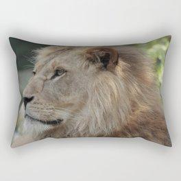 Lion_2015_0607 Rectangular Pillow