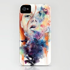 this thing called art is really dangerous iPhone (4, 4s) Slim Case