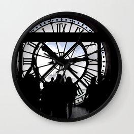 El reloj de Orsay Wall Clock