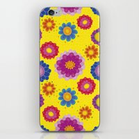 ukraine iPhone & iPod Skins featuring Sunny Ukraine by rusanovska