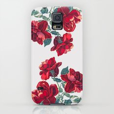 Red Roses Slim Case Galaxy S5