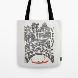 Venice Cityscape Tote Bag