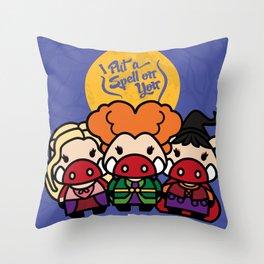 Hocus Pocus Throw Pillow
