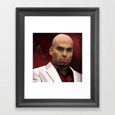 Breaking Bad - Marco Salamanca Framed Art Print