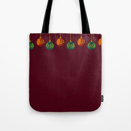 Christmas - The Best Time Of The Year Tote Bag