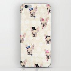 Babybulls III iPhone & iPod Skin