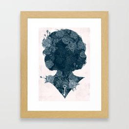 Rosarium Framed Art Print
