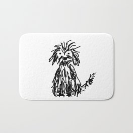Doggy day Bath Mat