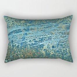 Rustic Pattern Rectangular Pillow