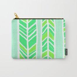 Stripes: Greenies Carry-All Pouch