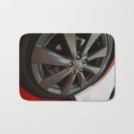 Mitsubishi Lancer Sportback Ralliart Wheel Bath Mat