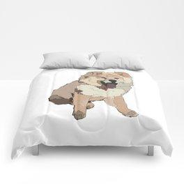Fluffy Dog Comforters