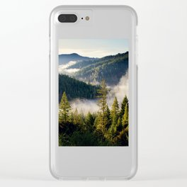 Adventures Clear iPhone Case