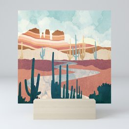 Desert Vista Mini Art Print