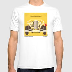 No206 My The Great Gatsby minimal movie poster White Mens Fitted Tee MEDIUM