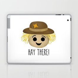 Hay There! Laptop & iPad Skin