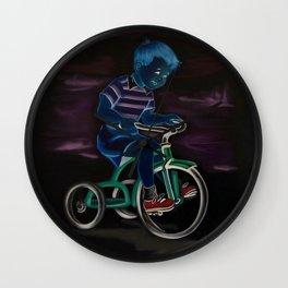 Trike (invert) Wall Clock