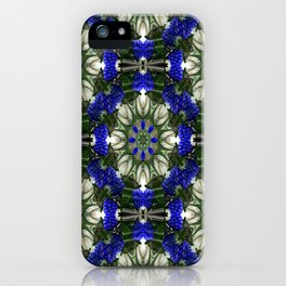 Happy Hyacinths... iPhone Case