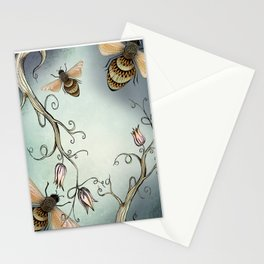 all the buzz Stationery Cards