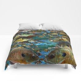 Bluegill Camo Comforters