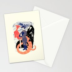 The Knight, Death, & the Devil Stationery Cards
