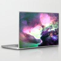 nebula Laptop & iPad Skins featuring Pastel nebULa by 2sweet4words Designs