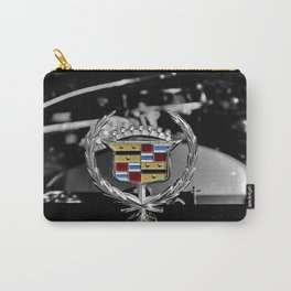 Cadillac hood ornament Carry-All Pouch