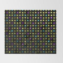 Polkadots Jewels G189 Throw Blanket