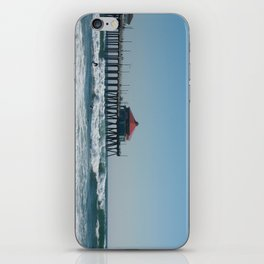 Huntington Beach Life iPhone Skin