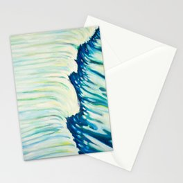 Bright Pacific Churn Stationery Cards