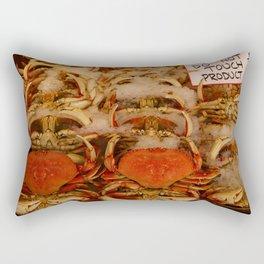 Don`t Touch Me Rectangular Pillow