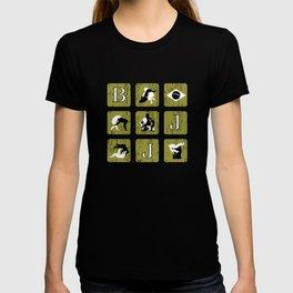 Bjj, Jiu Jittsu, Sensei Gift, Brasil Brazilian T-shirt