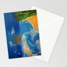 a happy place. Stationery Cards