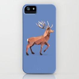 Reindeer.  iPhone Case