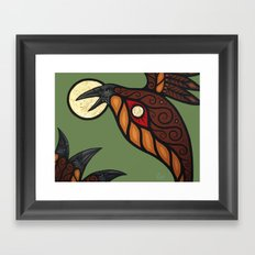 Solstice In The New World Framed Art Print