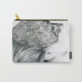 Lola - the intuitive lover Carry-All Pouch