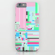 Pink, Blue & Green Slim Case iPhone 6s
