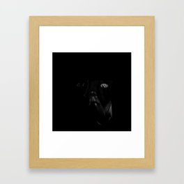 What Remains from A LOOK INSIDE Framed Art Print