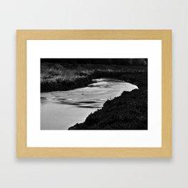 Nala/Olympia: A Case Study - Dream 01 Framed Art Print