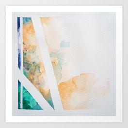 Clouded Judgement No. 2 Art Print