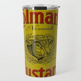 Colman's Mustard Travel Mug