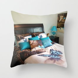 Here is a stylised overview of my creations Throw Pillow