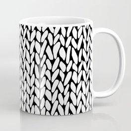Hand Knitted Loops Coffee Mug