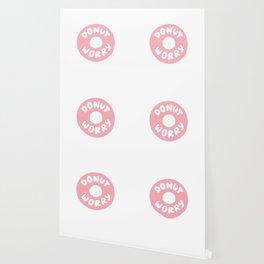 Donut Worry Wallpaper