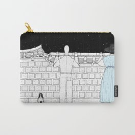 Peep Carry-All Pouch