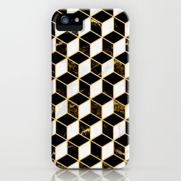 Marbelous iPhone Case