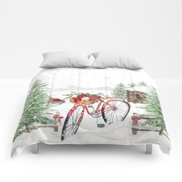Winter Bicycle Comforters