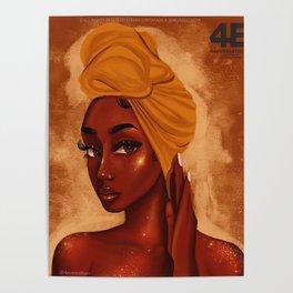 U R my african queen Poster