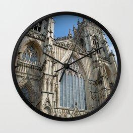 York City Minster Wall Clock